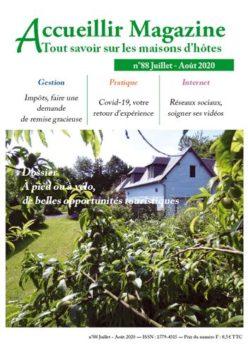 Ouvrir ses chambres d'hôtes par la rédaction d'Accueillir Magazine